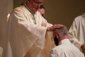 Diaconate Ordination of Deacon Paul